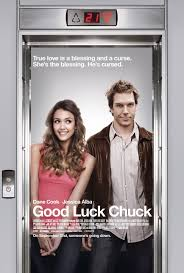 Movie About People Going Blind The Final Good Luck Chuck Movie Poster Is Released Collider