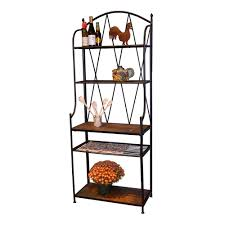 Decorating A Bakers Rack Ideas Bakers Rack Decorating Ideas How Can Update Outdoor Bakers Rack