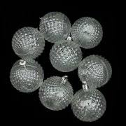 clear ornaments walmart