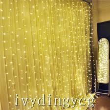 warm white string fairy lights warm white 300led window curtain icicle lights string fairy light