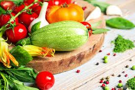 légumes à cuisiner légumes d été pour cuisiner bio bio fond de nourriture avec espace