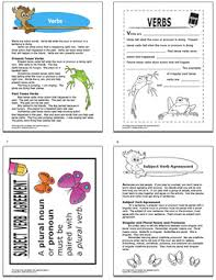 tenses activities subject verb agreement worksheet and two lessons