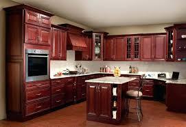 Cherry Glaze Cabinets Best Rta Kitchen Cabinets Guarinistore Diy Easy To Build Modern