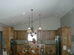 Vaulted Ceiling Kitchen Ideas Kitchen Engaging Kitchen Lighting Vaulted Ceiling High Ideas