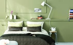couleur de peinture pour une chambre chambre à coucher idées peinture couleurs sico