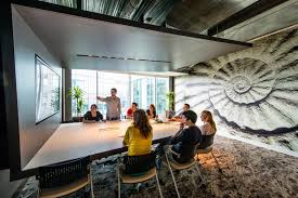 Google Ireland Office An Interview With Global Google Office Interior Designer Firm