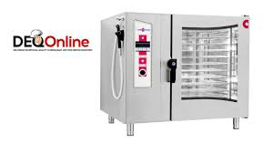 Cleveland Kitchen Equipment by Cleveland Convotherm Combi Oven Easytouch Features Youtube