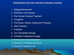 Plants Diseases And Treatment - plant disease control