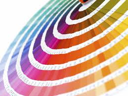 Pantone Color Names Colorful Metal Cards With Pantone