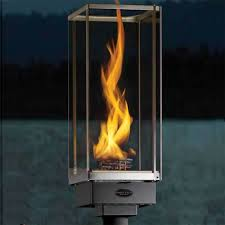 tempest torch decorative outdoor gas lamp electronic ignition