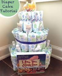 Diaper Cake Bathtub Mammagranate Diaper Cake Diy