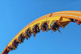 X Flight At Six Flags Column Great America Aims To Take The Carnival Out Of A Giant