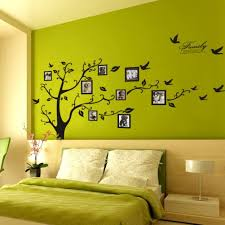 amazon com picture frame tree removable wall decor decal sticker amazon com picture frame tree removable wall decor decal sticker black 1 home kitchen