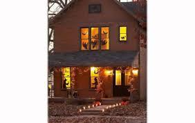 halloween window decorations youtube