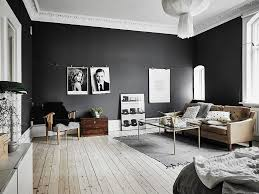 Nordic Interior Design black u0026 white scandinavian interiors that explore the dark side