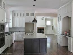 gray pendant light kitchen designs cabinet painting louisville ky grey kitchen