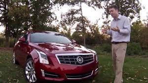 2014 cadillac ats reviews 2014 cadillac ats review by automotive trends