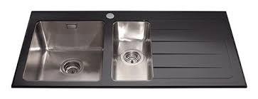 Glass Kitchen Sinks Glass Kitchen Sink Range At CDA CDA Appliances - Glass sink kitchen