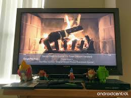 turn any song into a yule log with google play music u0027s chromecast