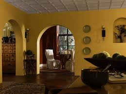 living room nice interior color for house soft yellow paint