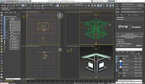 tv studio desk virtual tv studio news desk 3 by canan85 3docean