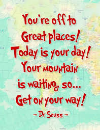 oh the places you ll go graduation graduation quotes dr seuss oh the places you ll go quotesta