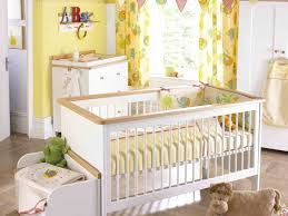 decor 60 fancy taupe crib in nursery design wood floor material