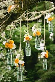 Backyard Wedding Centerpiece Ideas Trends We 40 Hanging Wedding Decor Ideas Backyard Wedding