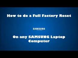 plus de bureau windows 7 samsung laptop factory default restore reinstall windows reset np