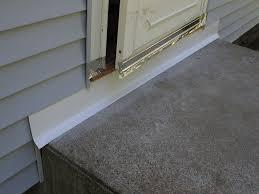 Exterior Door Seals Thresholds by House Retrofit 21