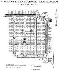 Michigan Campgrounds Map by Northwest Michigan Fairgrounds Campground 3 Photos Traverse City