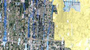 Pierce College Map New Pierce County Flood Risk Maps Could Mean Costly Insurance
