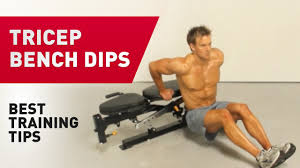 bench tricep bench how to do cable triceps extension flat bench