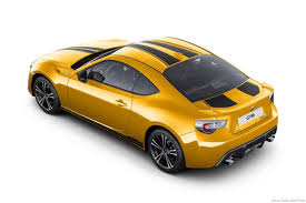 yellow toyota toyota gt86 in yellow for european edition u2013 drive safe and fast