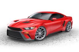 mustang designs half ford gt half mustang the gtt is coming to sema motor trend