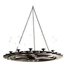 Rustic Candle Chandelier Black Chandelier Crystal Galvanized Pipe Chandelier With Rustic
