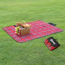 Outdoor Picnic Rug Outsunny Folding Picnic Blanket Cing Outdoor Rug Travel