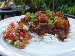 mauritian cuisine 100 easy recipes daube de boeuf avec pommes de terre caripoule mauritian food