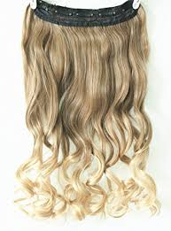 human hair extensions uk one clip in hair extensions 3 4 ombre not human