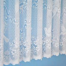 Bird Lace Curtains Curtains Luxury Curtains Beautiful Cream Net Curtains Home Decor