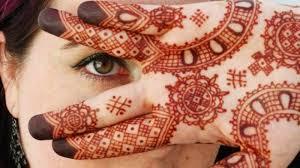 tampil cantik dengan henna tribun jogja