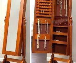Jewelry Storage Cabinet Hanging Jewelry Cabinet Bmhmarkets Club
