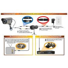 10m 20m 30m 40m 60m cctv extension cable bnc video power bnc cable