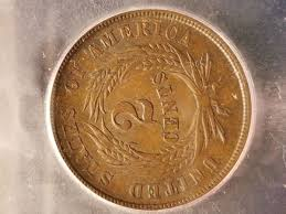 1864 2 cent piece grading coin community forum