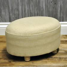 Shabby Chic Footstool by Wooden Foot Stool Ebay