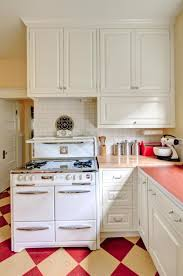 kitchen classy vintage look kitchen cabinets retro kitchens for