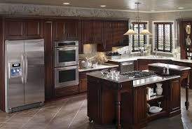 range in island kitchen kitchen black island and housing for oven also chrome