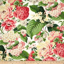 Large Floral Print Curtains 5 Best Images Of Vintage Large Floral Print Fabric Vintage