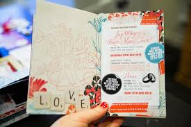 custom wedding invitations custom photo wedding invitations minimalist styles on invitation