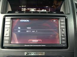 2011 pajero navigation system update pajero 4wd club of